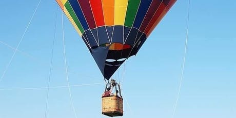 Hot Air Balloon Tether Rides at The Blueberry Festival  Night 2 tickets