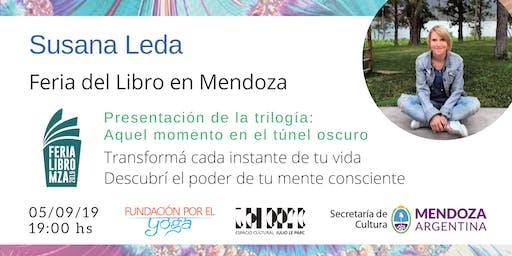 SUSANA LEDA en la Feria del Libro de Mendoza