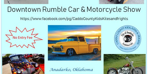 Downtown Rumble Car & Motorcycle Show