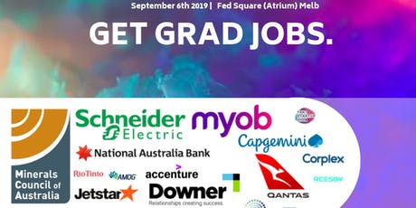 Student/ Graduate Job Fair tickets
