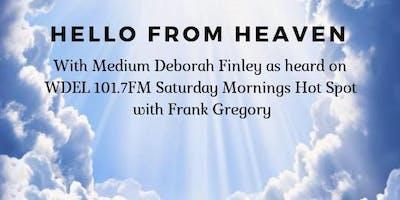 Hello from Heaven Fundraising Gala