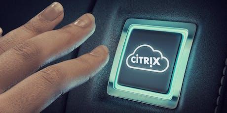 Online: Citrix Workspace in a Hybrid World Hands-On Workshop (10/01/2019) tickets