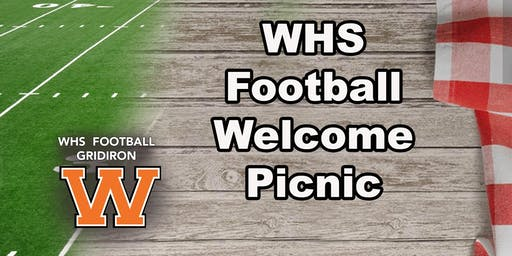 Watertown Football Welcome Picnic