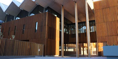 New Marrickville Library tours