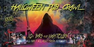 SCOTTSDALE PRE HALLOWEEN PUB CRAWL - OCT 25th