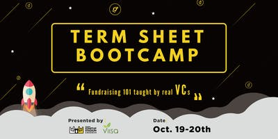 2019 Vietnam Term Sheet Bootcamp