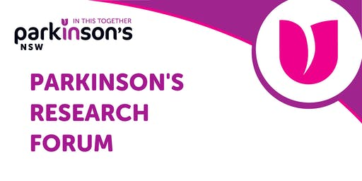 Parkinson's NSW Research Forum