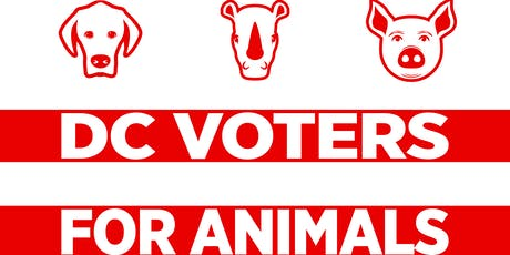 DC Voters for Animals LAUNCH tickets