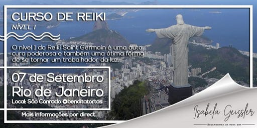Nivel I Reiki Saint Germain