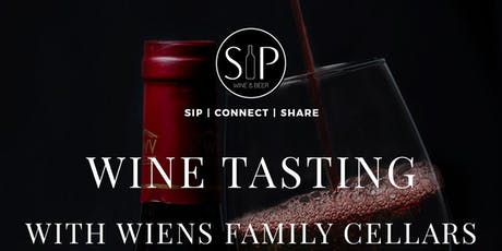 Wine Tasting with Wiens Family Cellars tickets