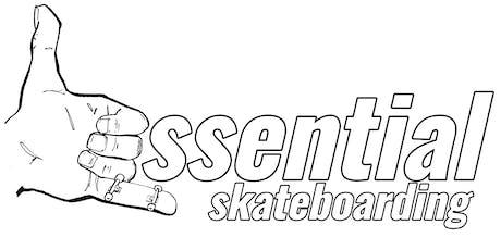 Essential Skateboarding Spring Skatepark Tour tickets