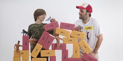 KickBricks - Build It!, All ages, FREE