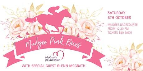 Mudgee Pink Races tickets