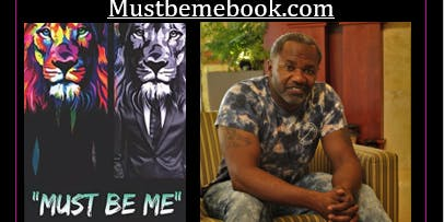 Must Be Me Book Discussion and Book Signing