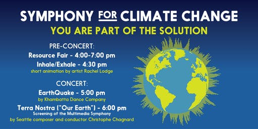 Symphony for Climate Change