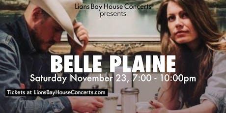 Belle Plaine tickets