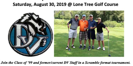 1st Annual Deer Valley Alumni Golf Tournament