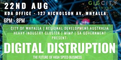 Digital Disruption - Gigcity