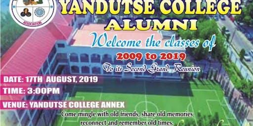 Yandutse College Alumni Reunion