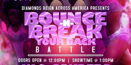 Bounce and Break Your Back tickets