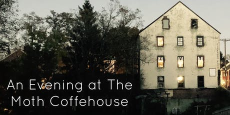 An Evening at The Moth Coffeehouse tickets