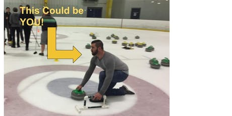 Curling Academy, 3 class Learn to Curl Course (session 1) tickets
