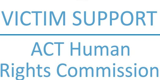 Introduction to Victim Support ACT (Age 16+) (Belconnen Library)