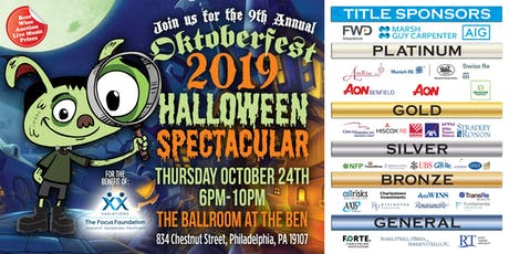 Oktoberfest 2019 Halloween Spectacular tickets