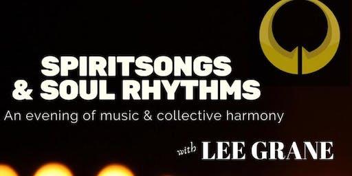 SpiritSongs & Soul Rhythms  with Lee Grane
