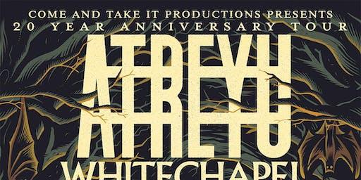ATREYU: 20 Year Anniversary Tour