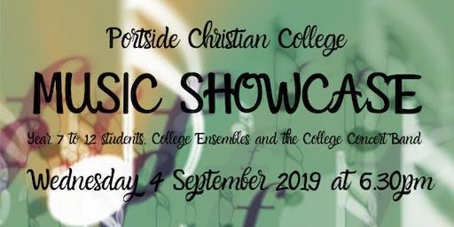 Portside Christian College Music Showcase 2019