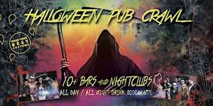 DENVER PRE HALLOWEEN PUB CRAWL - OCT 25th