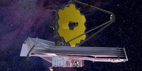 Tour of the James Webb Space Telescope - South Bay & Los Angeles Chapters tickets