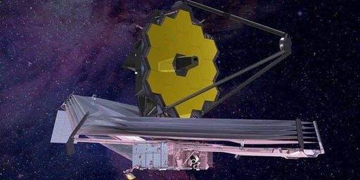 Tour of the James Webb Space Telescope - South Bay & Los Angeles Chapters