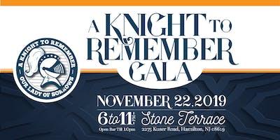 OLS/SA Knight to Remember Gala 2019