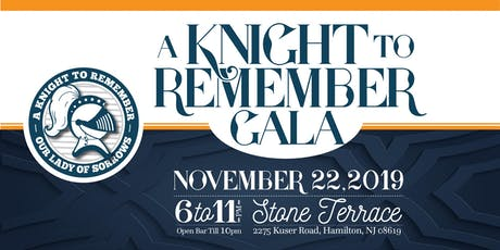 OLS/SA Knight to Remember Gala 2019 tickets