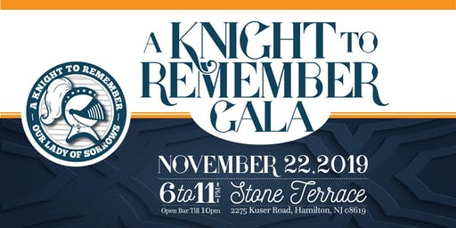 OLS/SA Knight to Remember Gala 2019