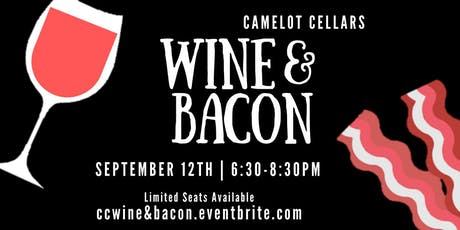 Wine & Bacon Pairing tickets