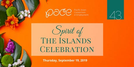 2019 PACE Spirit of the Islands Celebration tickets