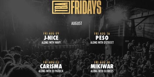 Friday at Playhouse Guest List | Skip the Line