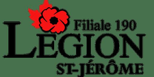 Concert en soutien à nos Vétérans / Concert in support of our Veterans