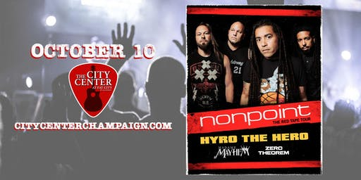 Nonpoint - The Red Tape Tour