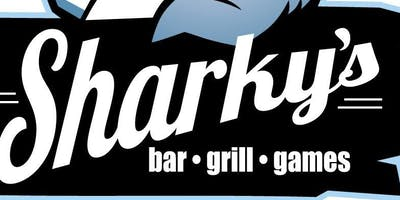 SHARKY'S BAR AND GRILL CELEBRATES 30 YEARS IN BUSINESS WITH AN ALL-DAY BASH SEPTEMBER 1ST