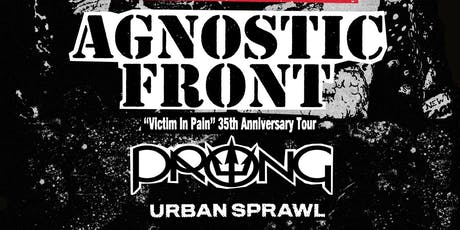 AGNOSTIC FRONT - Victim in Pain 35th Anniversary Tour tickets