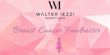 Walter Iezzi Property Group - Breast Cancer Fundraiser tickets