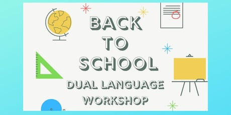 Dual Language Workshop tickets