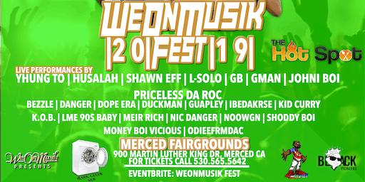 WeOnMusik Fest 2019