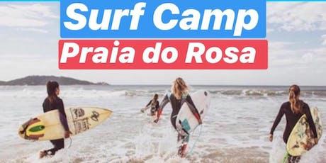 SURF CAMP Be.Surf | Edição Praia do Rosa - SC (OUTUBRO e NOVEMBRO) ingressos