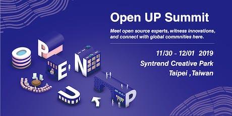 Open UP Summit 2019 tickets