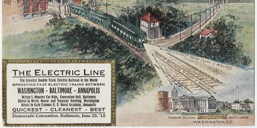 Cycling Through History: Washington, Baltimore & Annapolis Railway